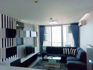 เช่าคอนโดพระราม 9 เพชรบุรีตัดใหม่ : คอนโดTC green พระราม9  2BED 2BATH เตียงใหญ่ทั้ง2ห้อง พร้อมเข้าอยู่ ให้เช่าราคาพิเศษ