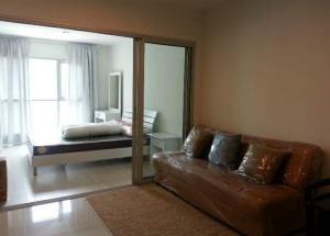 For RentCondoRama9, RCA, Petchaburi : Sapai Rama 9, Building A, 3rd Floor / 39.89 sq.m. / City view, North