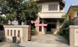 For RentHouseSukhumvit, Asoke, Thonglor : 2 storey detached house for rent, 59 square wah, located in Soi Pridi Sukhumvit 71