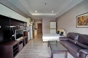 เช่าคอนโดนานา : For Rent : The Trendy Condominium Sukhumvit 13 Studio 36 Sq.M.