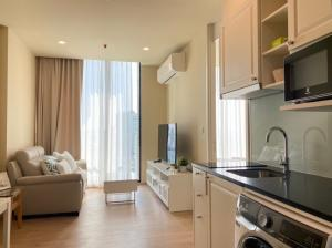 For RentCondoSukhumvit, Asoke, Thonglor : 🔥 Urgent for rent a new 1 bedroom condo in Asoke area at Noble Recole 🔥