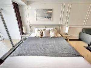 For RentCondoOnnut, Udomsuk : Waterford Sukhumvit 50 Room for rent near Onnut BTS Station
