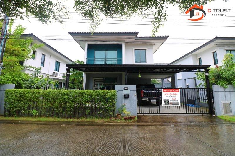 For SaleHouseOnnut, Udomsuk : House for sale Delight On Nut-Motorway Pruksa Luang Phaeng