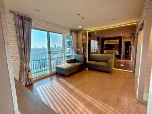 For SaleCondoSathorn, Narathiwat : Sales Fuse Chan-Sathorn 2 bedrooms, 2 bathrooms, 57 sqm. Beautiful room, high floor, good view, 5 million