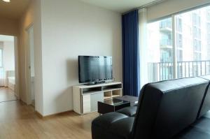 For RentCondoSathorn, Narathiwat : For rent Fuse Chan-Sathorn 2 bedrooms, beautiful view, Rama 9 side, price 21,000 baht.