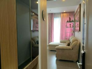 For SaleCondoLadprao, Central Ladprao : Condo for sale M Ladprao, decorate a Muji Minimal room, next to BTS and MRT, opposite to Central Ladprao, high floor, beautiful view, not being blocked, 1 bed, large north view