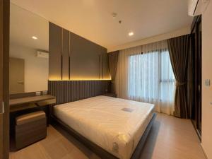 For RentCondoRama9, RCA, Petchaburi : HH-0121 Condo for rent, 1 bedroom, new condo, Life Asoke Rama9, new room, near MRT Rama 9.