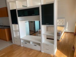 For RentCondoWongwianyai, Charoennakor : Condo for rent: Villa Sathorn, 10th floor, AOL-P75-2101003263