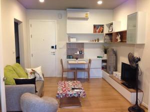 เช่าคอนโดอ่อนนุช อุดมสุข : ให้เช่าคอนโด ฺBlocs  77 ขนาด 30 ตรม ราคา 10,500 บาทภายในห้องตกแต่งใว้อย่างสวยงาม