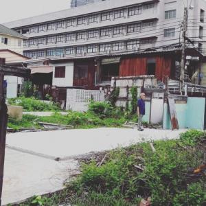 For SaleLandSathorn, Narathiwat : Land for sale in Sathorn Near Bangkok Christian School bts Surasak area of 602 sq.wa
