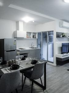 เช่าคอนโดเชียงใหม่-เชียงราย : Dcondo Ping ดีคอนโด พิงค์ เชียงใหม่ ชั้น 2, 1 ห้องนอน 30 ตรม . เช่าคอนโดใกล้กับเซนทรัลเฟสติวัล 10,000 บาท