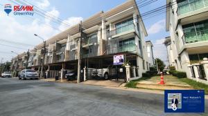 For SaleTownhouseRathburana, Suksawat : Townplus Prachauthit  3 Storey for Sale The best price in project