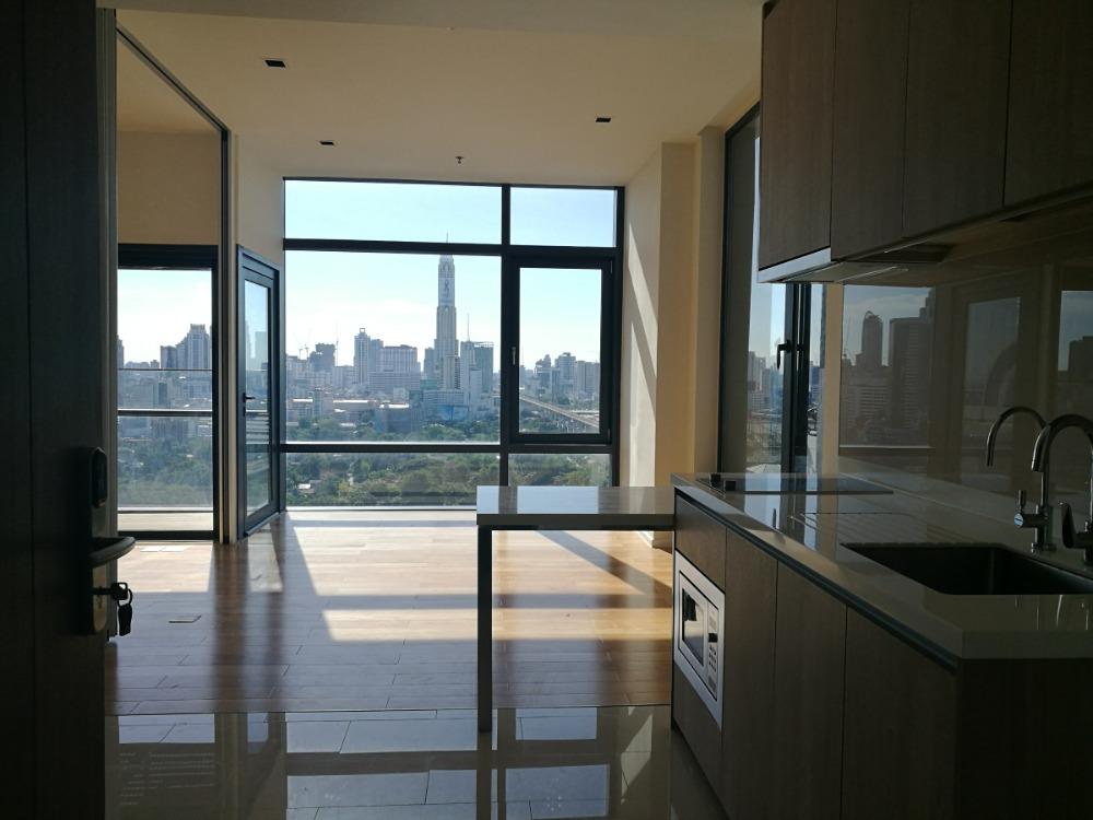 เช่าคอนโดพระราม 9 เพชรบุรีตัดใหม่ : 1996(AT)-A😊 For RENT ให้เช่า 1 ห้องนอน🚄ติด MRT เพชรบุรี🏢เซอร์เคิล ลิฟวิ่ง โปรโตไทป์ Circle Living Prototype🔔พื้นที่:47.47ตร.ม.💲เช่า:30,000.-บาท📞099-5919653✅LineID:@sureresidence