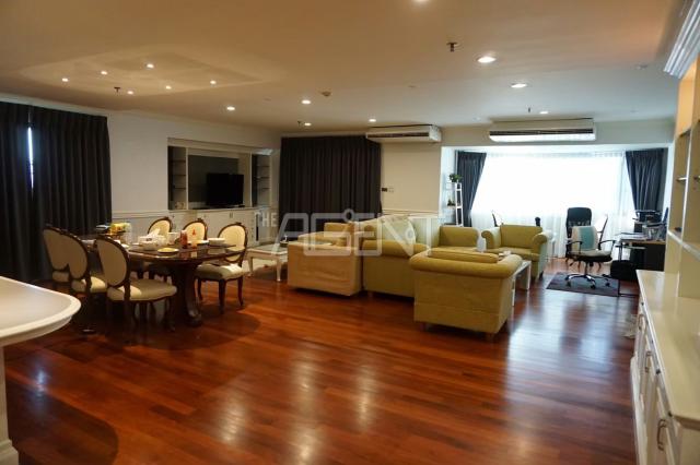 เช่าคอนโดสุขุมวิท อโศก ทองหล่อ : For Rent ( Penthouse Unit ) Baan Suanphet ( BTS Phrompong )