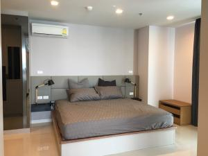 For RentCondoKasetsart, Ratchayothin : For Rent: Haus 23 MRT. Ladprao, big room 46 sq m. Built-in, high floor, complete electrical appliances 082-459-4297