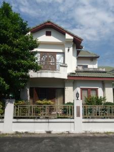 ขายบ้านระยอง : บ้านเมืองระยอง หมู่บ้านสมาพันธ์ไพรเวทพาร์ค 2ใกล้โรงพยาบาลกรุงเทพระยอง