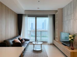 For RentCondoWongwianyai, Charoennakor : Condo for rent, The River, 12th floor, AOL-P75-2101003270.