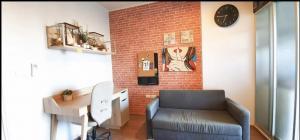 For RentCondoRamkhamhaeng, Hua Mak : U Delight Huamark Station 31 sqm 8th floor price 8,500 baht 064-959-8900