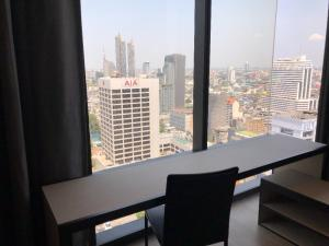 For RentCondoSilom, Saladaeng, Bangrak : AVAILABLE NOW! Room for rent near BTS Chongnonsi
