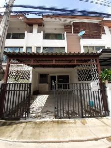 For RentTownhouseOnnut, Udomsuk : House for rent, The private Sukhumvit 97/1, 22.1 sq m.