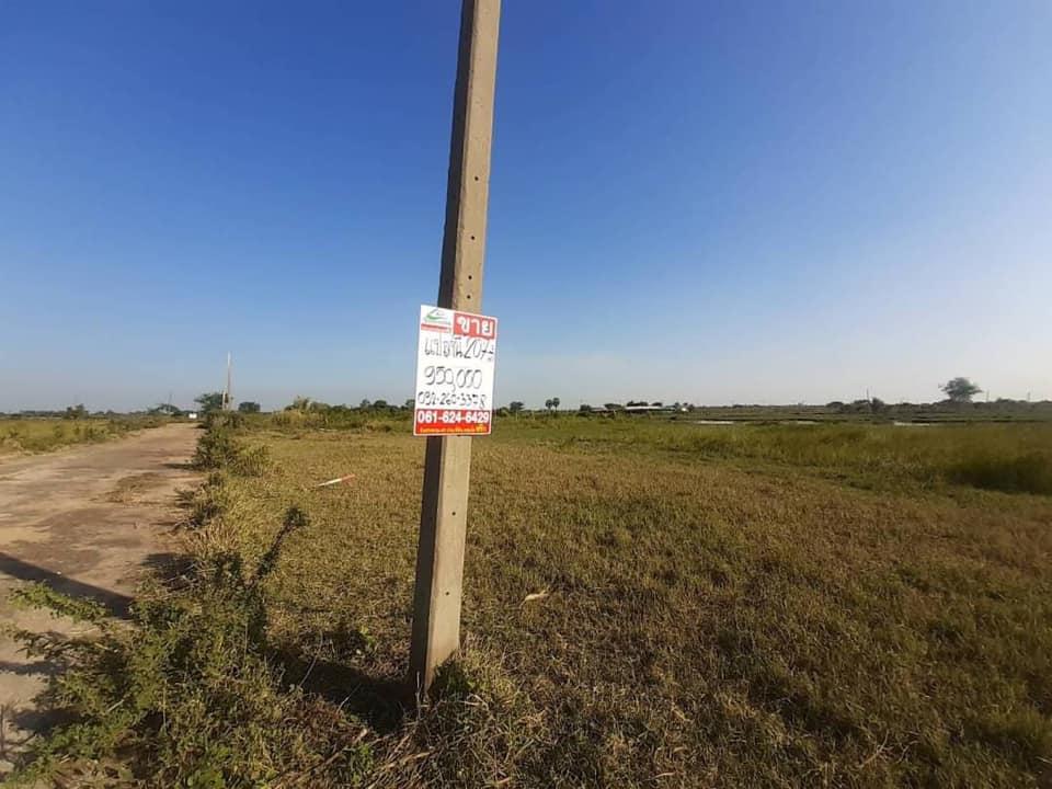 ขายที่ดินมีนบุรี-ร่มเกล้า : 📍📍ขายถูกมากๆ ที่ดินเปล่าหนองจอก เลยผดุงพันธ์ 28   200 ตารางวา เป็นที่ดินจัดสรร