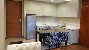 For RentCondoSukhumvit, Asoke, Thonglor : The Address Sukhumvit 28 Condo for rent 2 bedrooms electrical appliances Fully furnished