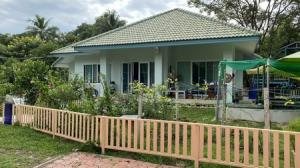 For SaleHouseChiang Mai : Single storey garden house for sale Shady atmosphere, Saraphi District, Chiang Mai Province
