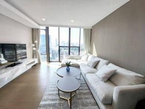 เช่าคอนโดคลองเตย กล้วยน้ำไท : For Rent!  ห้องใหญ่วิวสวยกลางเมือง 2Br 2Bath 75 ตร.ม แต่งครบพร้อมเข้าอยู่
