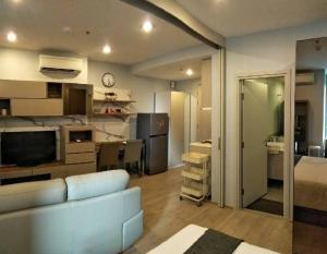 For RentCondoSiam Paragon ,Chulalongkorn,Samyan : Special Price!! 1 Bedroom Nice Decoration Ideo Q Chula Samyan