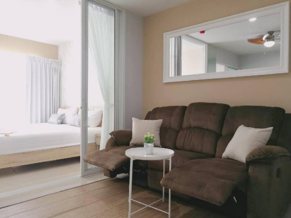 For RentCondoOnnut, Udomsuk : 🔥Hot Deal 8,000B/m ‼Regent Home Sukhumvit 81 for Rent