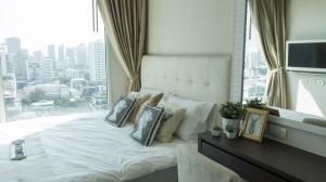 For RentCondoSukhumvit, Asoke, Thonglor : SK00812 ให้เช่า Ivy Thonglor 1นอน ชั้นสูง ห้องสวย*BTS ทองหล่อ