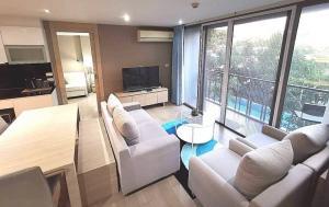For RentCondoSilom, Saladaeng, Bangrak : for rent Klass condo silom 2 bed