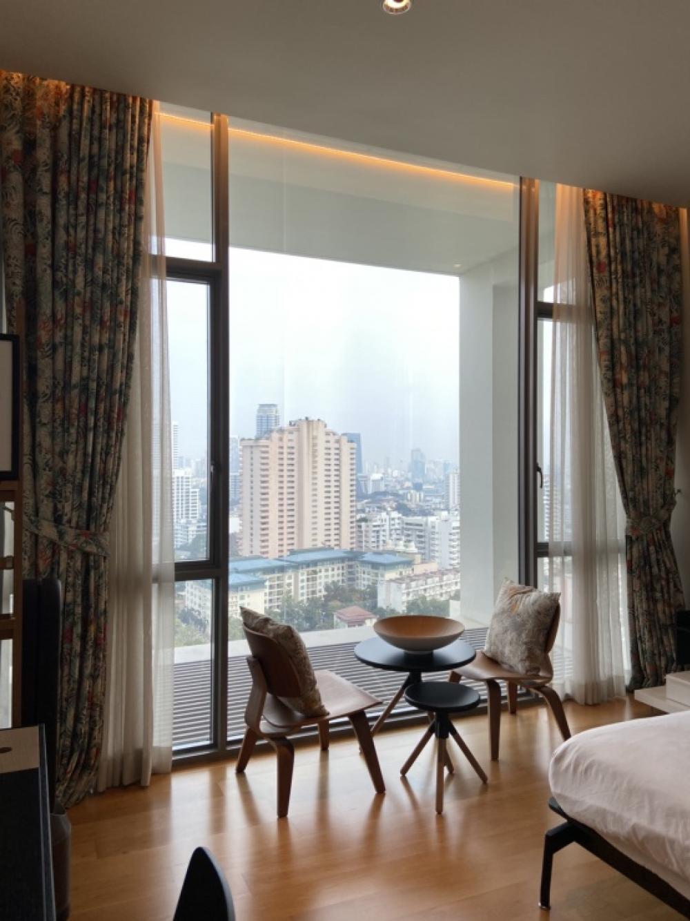 For SaleCondoSathorn, Narathiwat : 🔥ขาย/ให้เช่า  120,000 บาท/เดือน ห้องสวย ราคาดี Sukhothai Residence 🔥