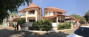 ขายบ้านระยอง : ขายบ้านเดี่ยว (แฝด) ติดทะเลส่วนตัว หมู่บ้านปรีชาไพรเวทบีช ระยอง