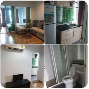 For RentCondoOnnut, Udomsuk : For rent: Regent orchid Sukhumvit 101 near bts Punnawithi, 9th floor, facing city view.