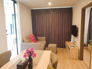 For RentCondoBangna, Lasalle, Bearing : ** For rent, Ideo O2, 2 bedrooms, 1 bathroom, size 47 sq.m., beautiful room, ready to move in **