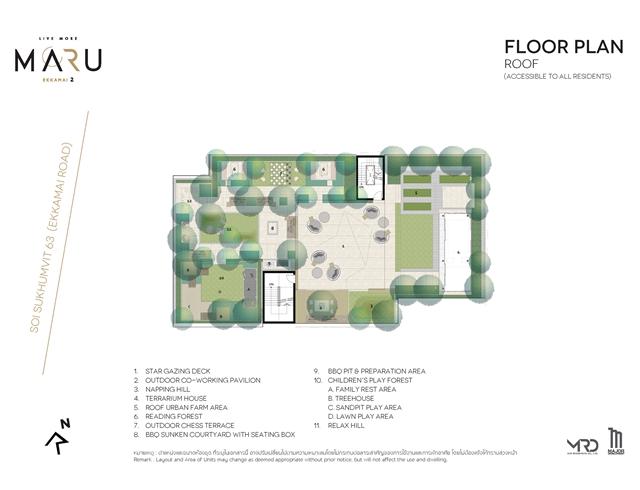 For SaleCondoSukhumvit, Asoke, Thonglor : ☎️Maru Ekkamai ☎️ New room.