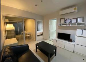เช่าคอนโดพระราม 9 เพชรบุรีตัดใหม่ : 🎉 ให้เช่า คอนโด Aspire Rama 9 ใกล้ MRT พระราม9 ตึก B ขนาด 33 ตรม. 1 ห้องนอน พร้อมเข้าอยู่ได้เลย