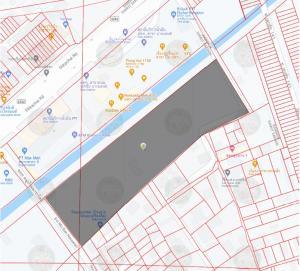 ขายที่ดินเอกชัย บางบอน : ขายที่ดิน ติดถนนเอกชัย-บางบอน 8 ไร่ ติดปั้มน้ำมัน PTT station