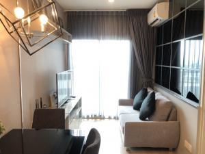 For SaleCondoRatchadapisek, Huaikwang, Suttisan : 1 bedroom for sale, 25 sqm, 18th floor, very beautiful room, 4 million