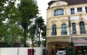 For RentTownhouseRama3 (Riverside),Satupadit : Baan Klang Krung Grand Vienna Rama 3