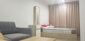 For RentCondoVipawadee, Don Mueang, Lak Si : ✅ For rent, Reach Phaholyothin 52, near BTS, size 30 sqm, corner room near MRT, fully furnished and electrical appliances ✅