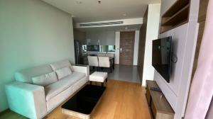 For RentCondoSathorn, Narathiwat : Urgent rent, 2 bedrooms, 55,000 baht / month, beautiful, complete, available