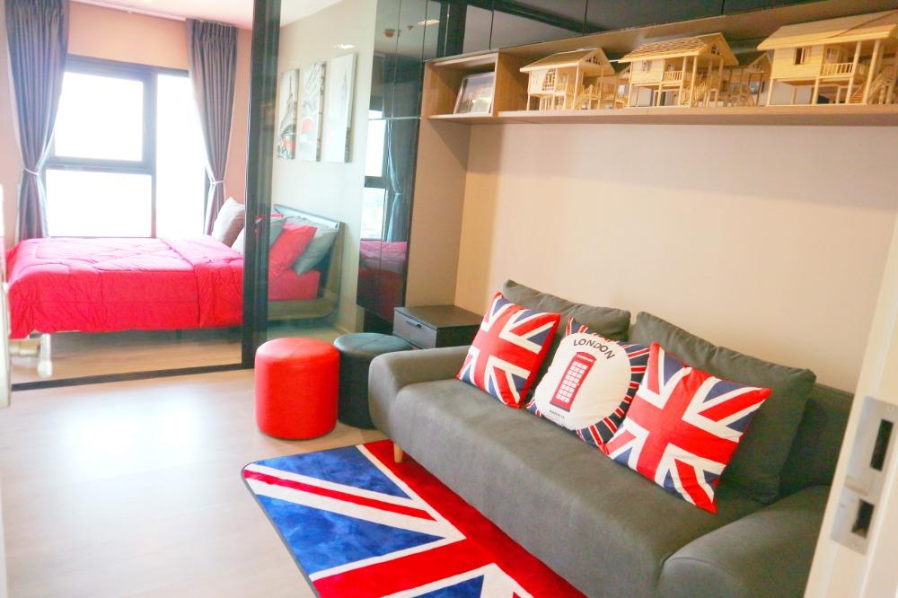 For SaleCondoBang kae, Phetkasem : For Sales/Rent : The Base Phetkasem 31.83sqm, new & well-furnished