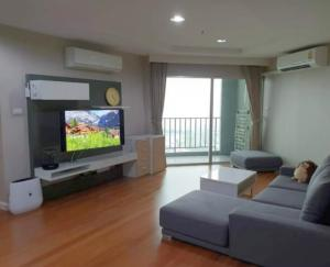 For RentCondoRama9, RCA, Petchaburi : Condo for rent, Belle Grand Rama 9 (2 bedrooms, 1 bathroom) 77.2 m., 26th floor, type M1, Building B1, balcony facing MRTA (Northeast), open view, next to Central Rama 9, ready to move in, very cheap price, interested contact 0819149988 Line id wkestate