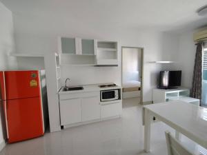 For RentCondoRama9, RCA, Petchaburi : Condo for rent A Space Asoke-Ratchada, A Space Asoke-Ratchada, 2 bedrooms, 2 bathrooms.