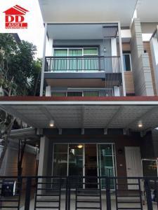 For SaleTownhouseRama 2, Bang Khun Thian : Townhome 3 stories Town Avenue Times Tha Kham 16