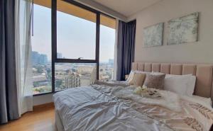 เช่าคอนโดสุขุมวิท อโศก ทองหล่อ : Lumpini 24 for rent 57 sqm 2beds 2baths 45,000 per month or Sale 12MB
