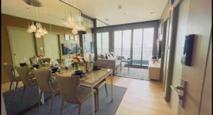 เช่าคอนโดบางนา แบริ่ง : For Rent IDEO O2 (2 ห้องนอน 1 ห้องน้ำ) Fully furnished @JST Property.