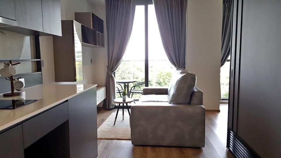 ขายคอนโดพัทยา บางแสน ชลบุรี : (Owner) For sale 1 bedroom with sea view at Andromeda Condominium Pattaya (เขาพระตำหนัก)